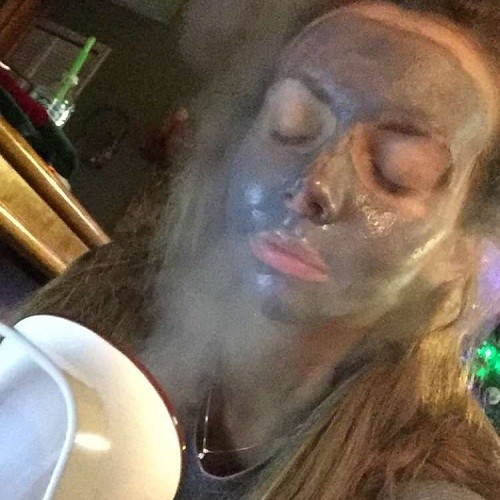 Facial Mask Steaming