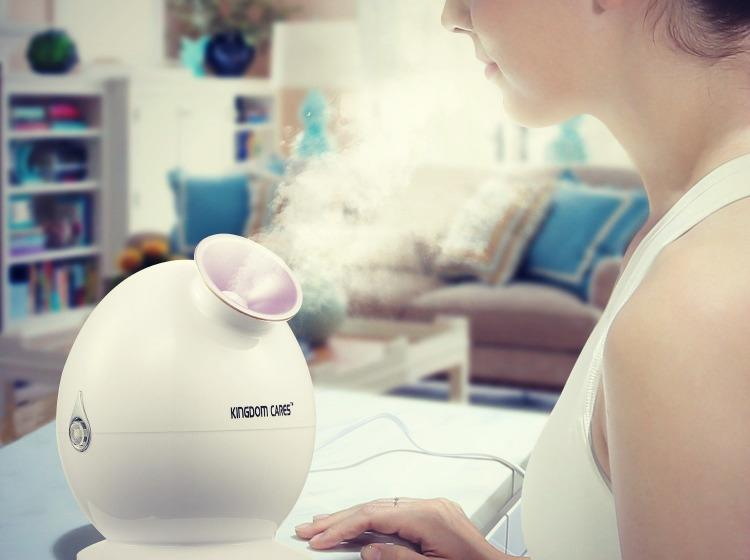 Kingdom Cares Personal Facial Steamer Review