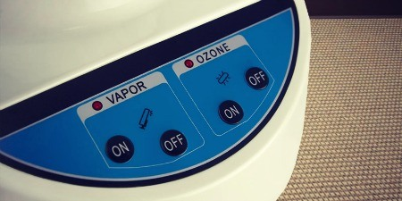 Ozone facial steamer.