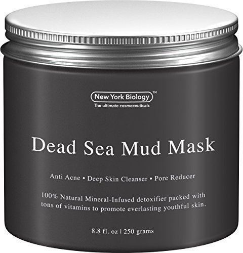 New York Biology Dead Sea Mud Mask for Face & Body