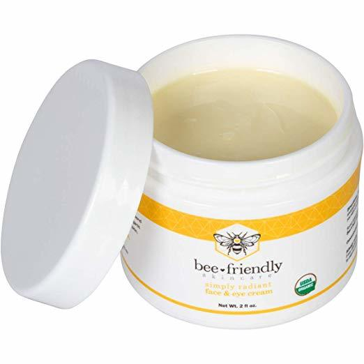 BeeFriendly Face and Eye Cream